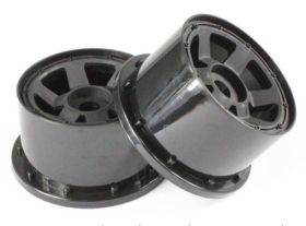 5B Rear Super Star Wheels w/ beadlocks & screws