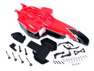 5B upgrade to 5FX Set w/ Red/Black Body